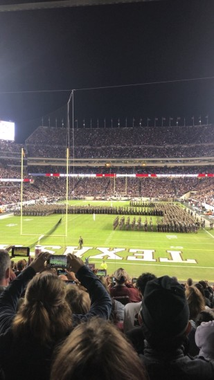 A&M Game