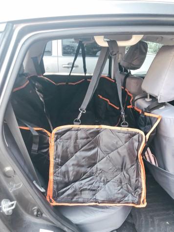 Car seat cover 7