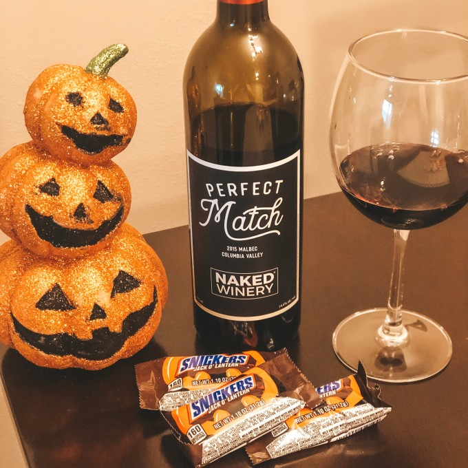 Malbec and Snickers