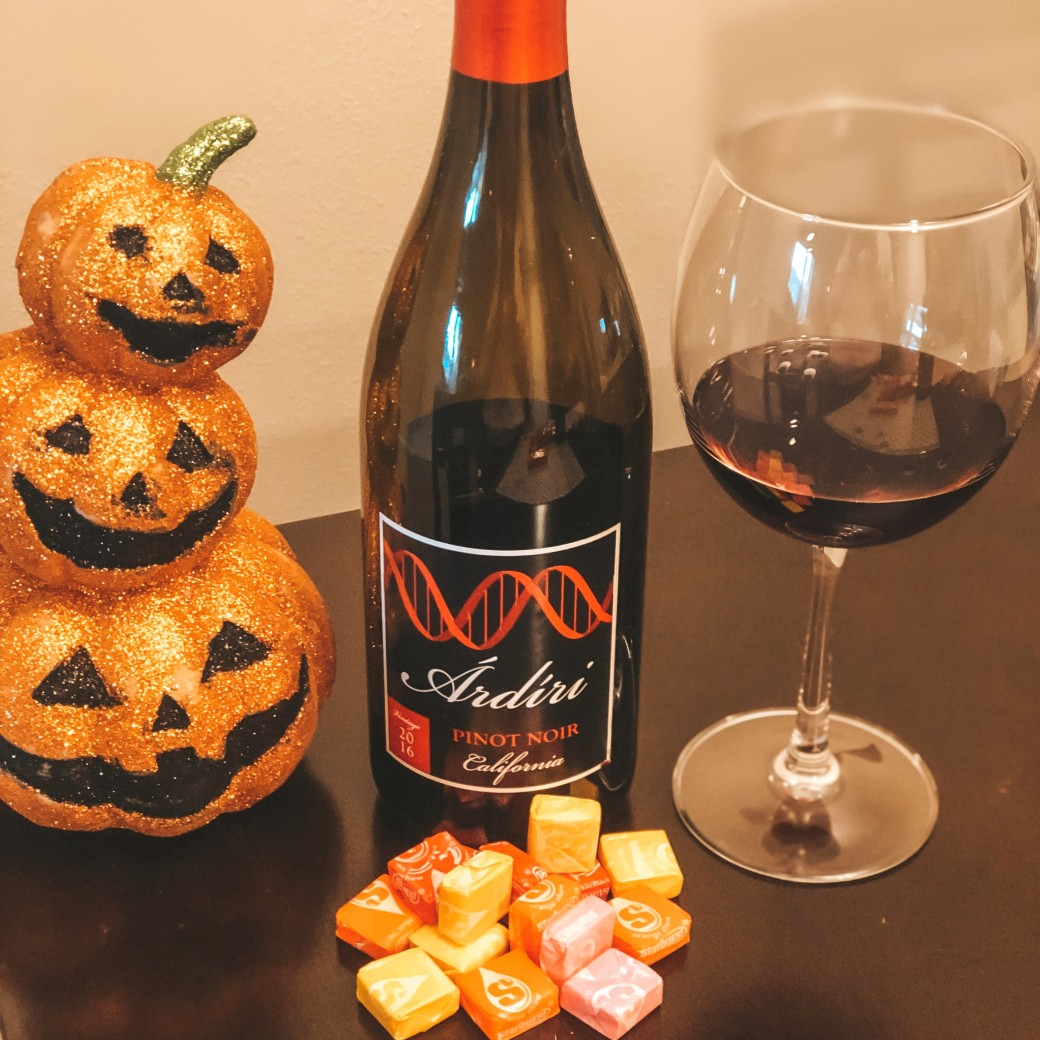 Pinot Noir and starbursts